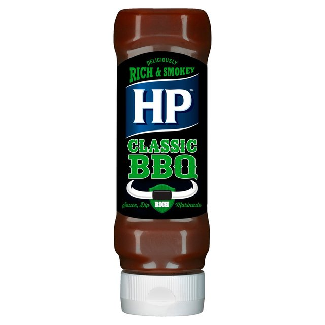 HP Squeezy Classic BBQ Woodsmoke Sauce