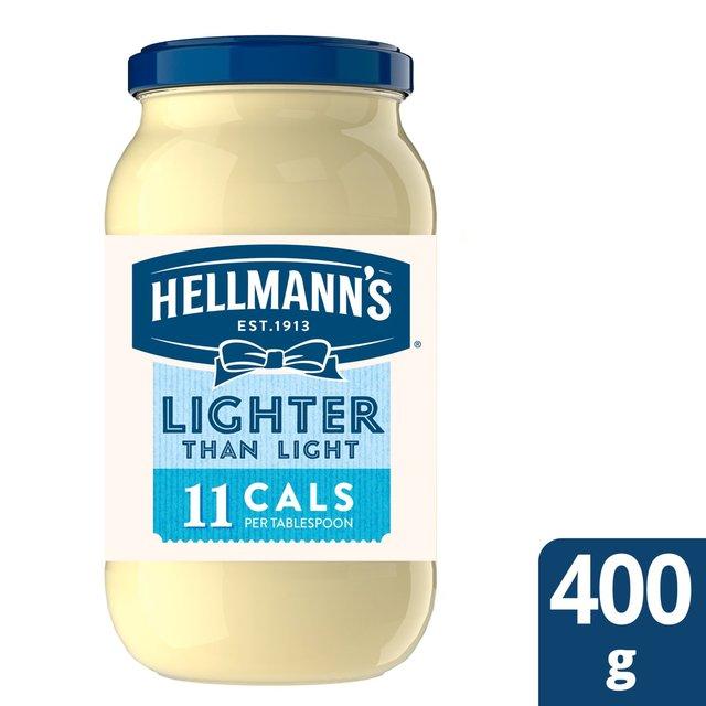 Hellmann's Lighter than Light Mayonnaise