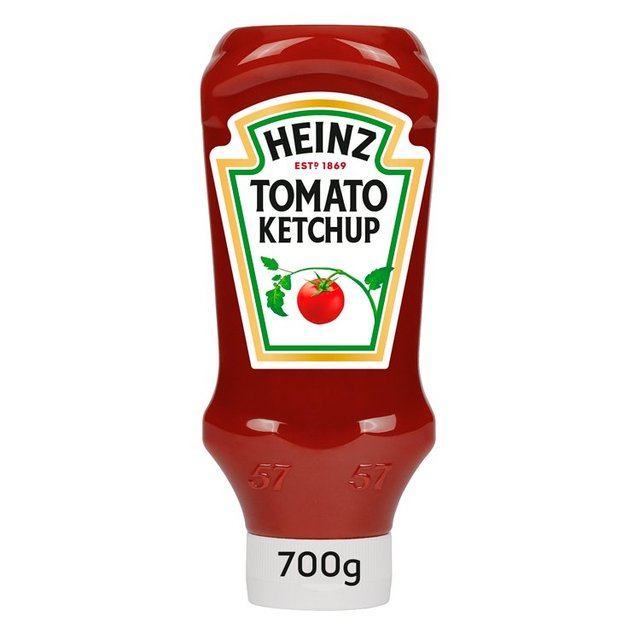 Morrisons: Heinz Squeezy Tomato Ketchup 700g(Product Information)