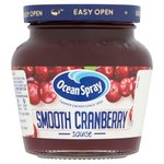 Ocean Spray Smooth Cranberry Sauce