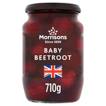 Morrisons Whole Baby Beetroot (710g)