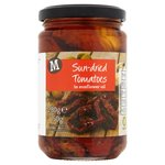 Morrisons Sundried Tomatoes in Sunflower Oil (280g)