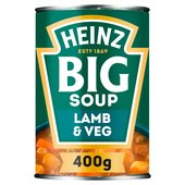 Heinz BIG Soup Lamb & Vegetable