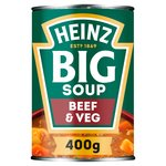 Heinz BIG Soup Beef & Vegetable