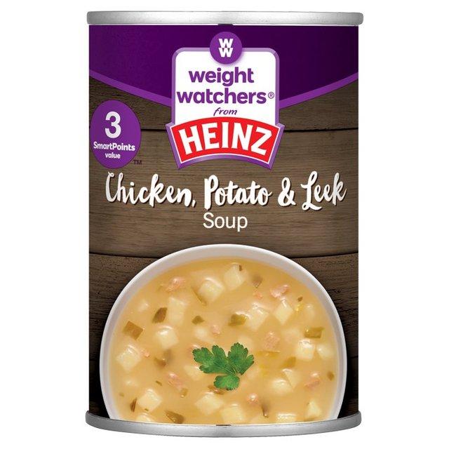 Heinz Weight Watchers Chicken, Potato & Leek Soup