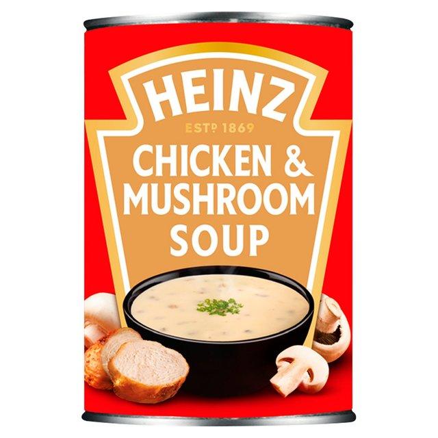 Morrisons: Heinz Classic Cream Of Chicken & Mushroom Soup