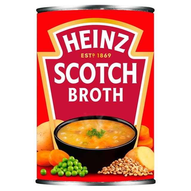 Morrisons: Heinz Classic Scotch Broth Soup 400g(Product Information)