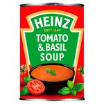 Heinz Cream Of Tomato Soup with a Hint of Basil