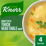 Knorr Crofter's Thick Vegetable Dry Soup