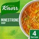 Knorr  Minestrone Dry Packet Soup