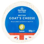 Morrisons Somerset Goats Cheese