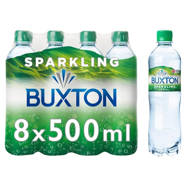Buxton Sparkling Water