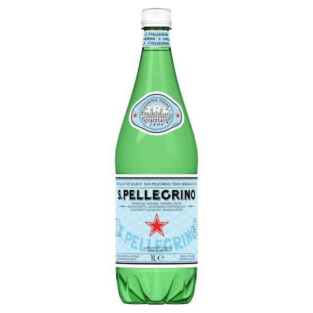 Morrisons: S.Pellegrino Sparkling Mineral Water 1L(Product ...