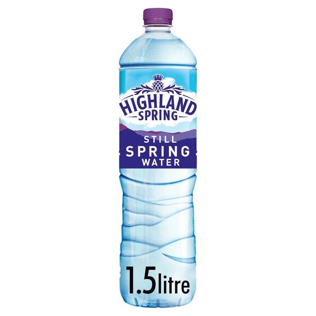 Highland Spring Still Water