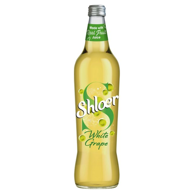 Shloer White Grape Sparkling Juice Drink