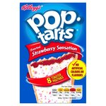 Kellogg's Strawberry Sensation  Pop-Tarts