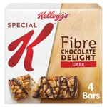 Kellogg's Dark Chocolate Special K Chewy Delight Bars