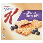 Kellogg's Blueberry Special K Biscuit Moments