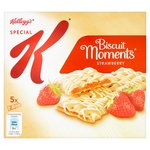 Kellogg's Strawberry Special K Biscuit Moments