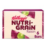 Kellogg's Nutri-Grain Breakfast Bakes Raisin