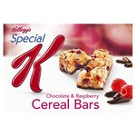 Kellogg's Chocolate & Raspberry Special K Bars