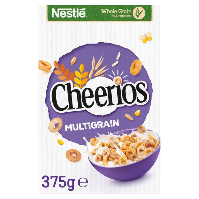 Morrisons Cheerios Cereal 375g Product Information