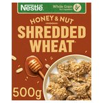 Nestle Shredded Wheat Honey Nut Cereal