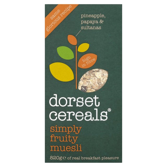 Dorset Cereals Simply Fruit Muesli