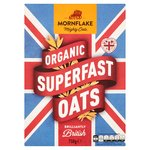 Mornflake Pure Organic Oats