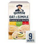 Quaker Oat So Simple Variety Porridge