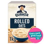 Quaker Oats Porridge Oats