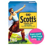 Scott's Porage Original Scottish Porridge Oats 1kg