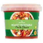 Morrisons Italian Roasted Vegetable Pasta Sauce