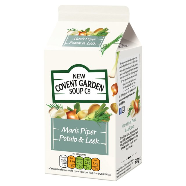 New Covent Garden Leek & Potato Soup