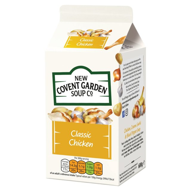New Covent Garden British Chicken Soup