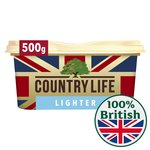 Country Life British  Lighter Spreadable