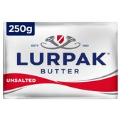 Lurpak Unsalted Block Butter