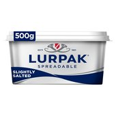 Lurpak Slightly Salted Spreadable