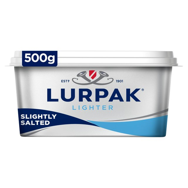 Lurpak Lighter Slightly Salted Spreadable