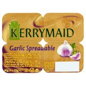 Morrisons: Kerrymaid Garlic Butter 4 x 20g(Product Information)