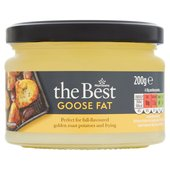 Morrisons The Best Goose Fat