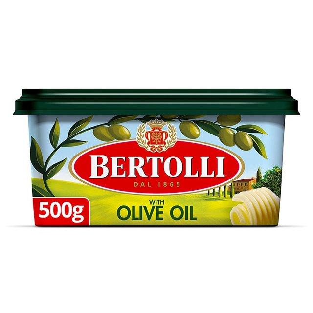 Morrisons: Bertolli Original Spread 500g(Product Information)