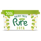 Pure Dairy Free Soya Spread