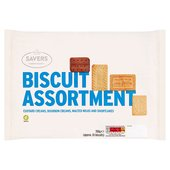 M savers Biscuit Assortment