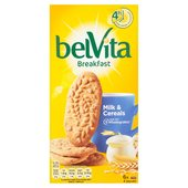 Belvita Milk & Cereal Breakfast Biscuits