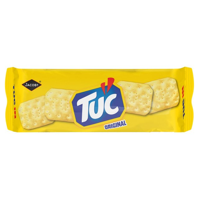 Jacobs Tuc Snack Crackers
