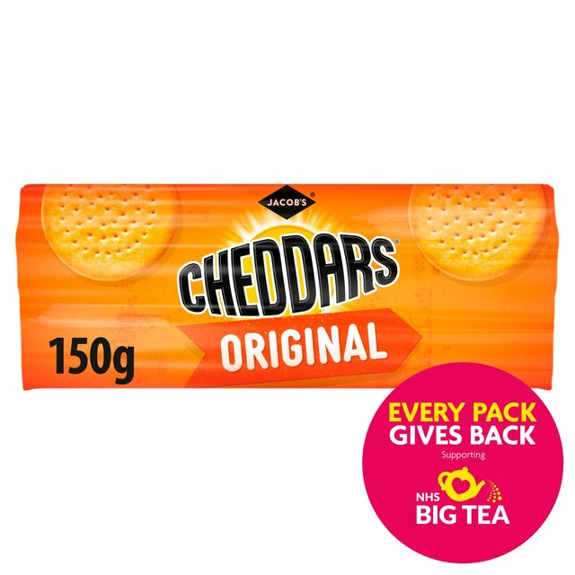 McVitie's Cheddars