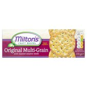 Milton's Craft Bakers Original Multi-Grain Baked Crackers