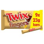 Twix Biscuit Fingers Multipack