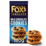 Fox's Delicious Cookies Milk Chocolate Chunks